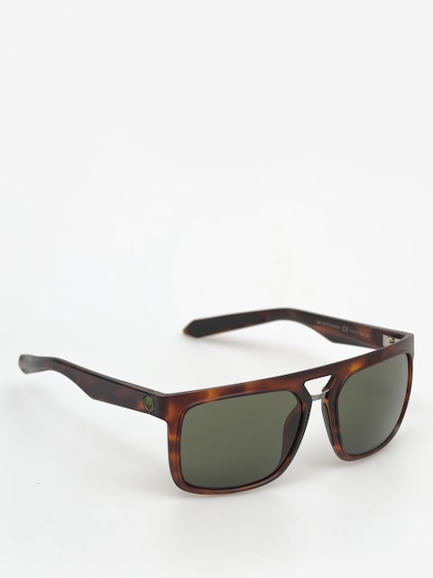 Dragon Sunglasses Aflect (matte tortoise/green)