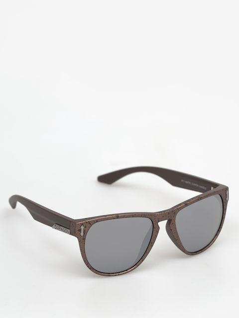 Dragon Sunglasses Marquis (matte copper marble silver)