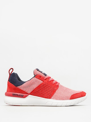 Supra Shoes Scissor Wmn (red/navy white)