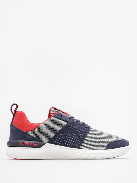 Supra Shoes Scissor Wmn (navy/red white)