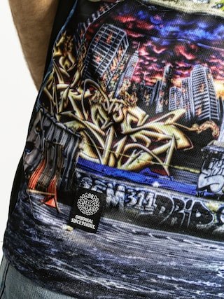 MassDnm T-Shirt RIP 5 Pointz Tank (black)