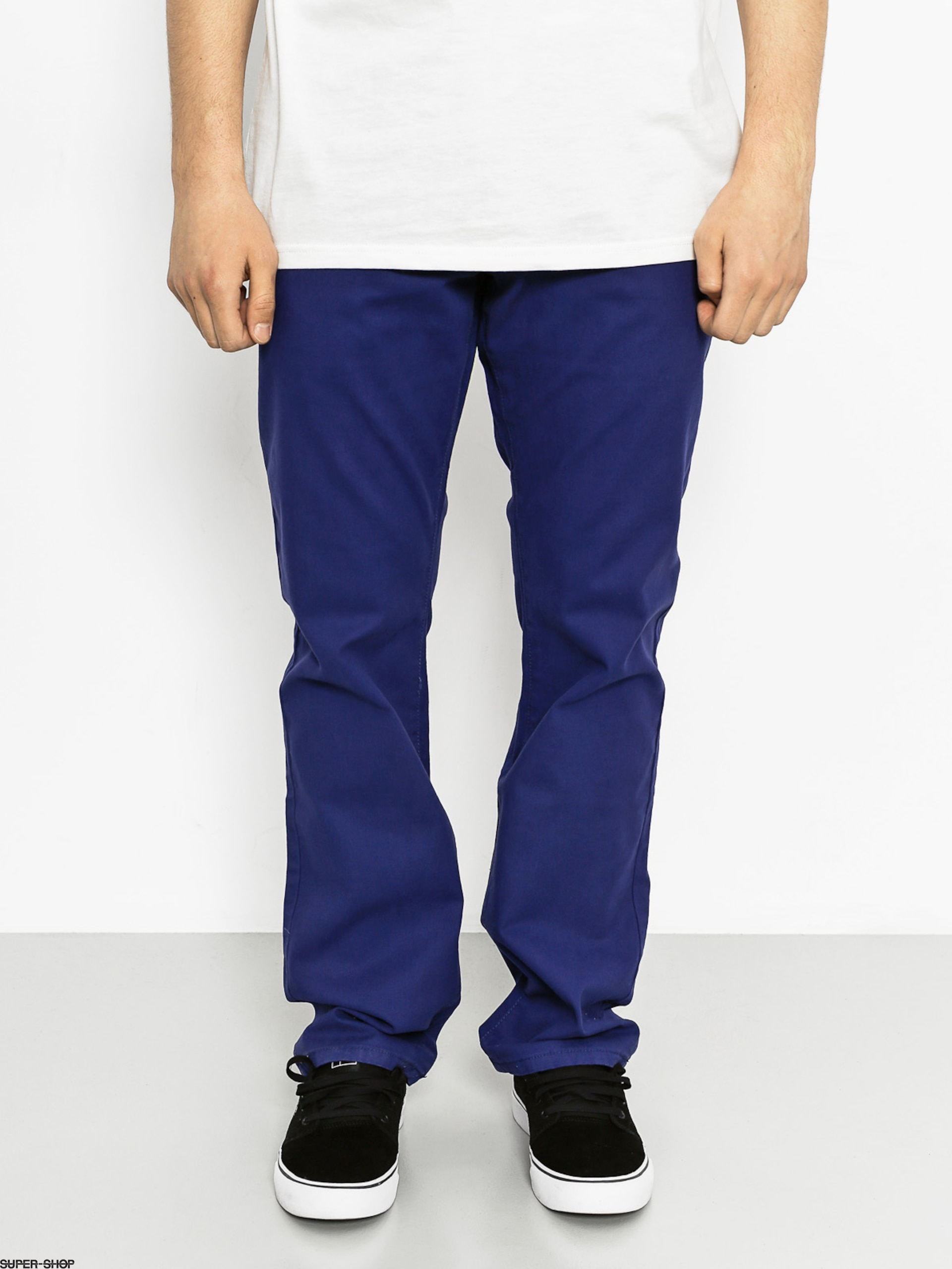 Malita pants Rotten Slim Fit (nvy/blu)