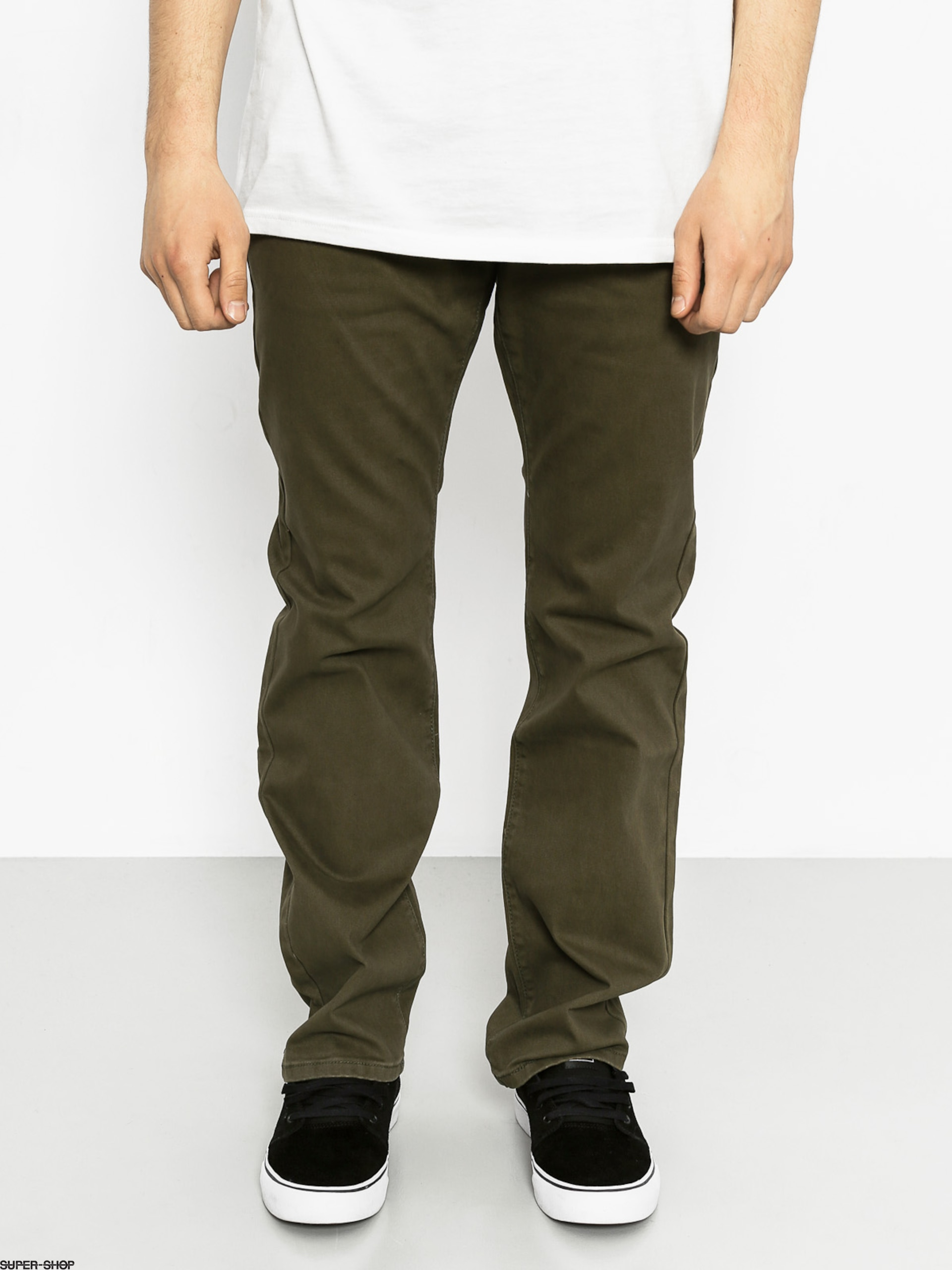 Malita pants Rotten Slim Fit (grn)