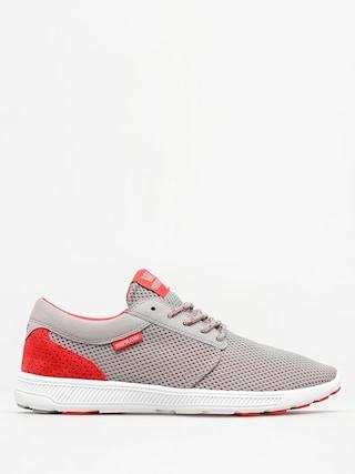 Supra Shoes Hammer Run (grey red)