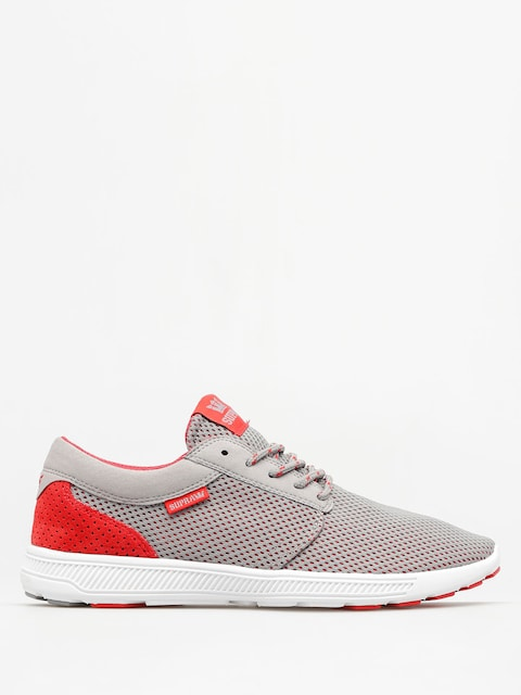 Supra Shoes Hammer Run (grey red)