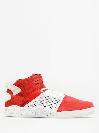 Supra Shoes Skytop III (red white speckle)