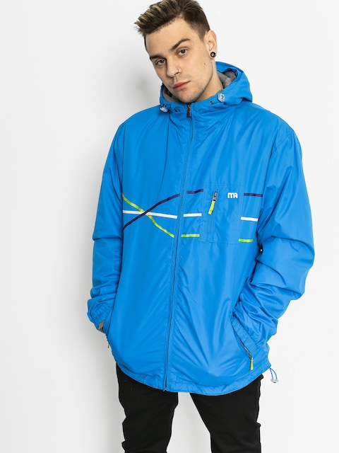 Malita jacket Wave (blue)