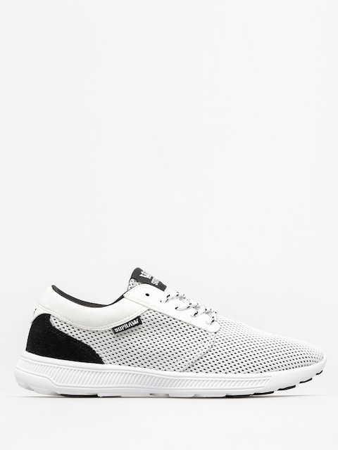 Supra Schuhe Hammer Run (white black)