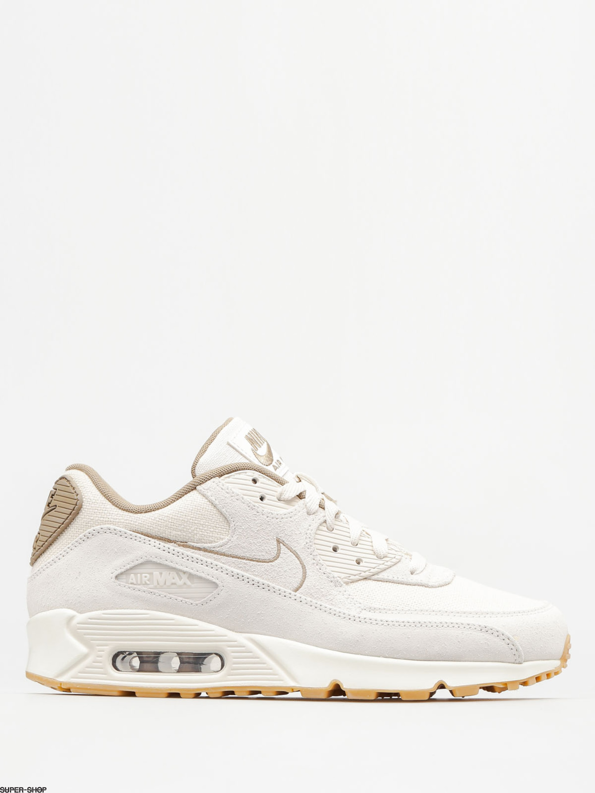 Nike Shoes Air Max 90 (Premium phantom/phantom khaki sail)