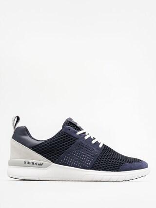 Supra Schuhe Scissor (navy/lt grey white)