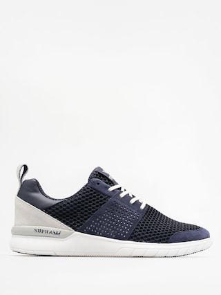 Supra Shoes Scissor (navy/lt grey white)
