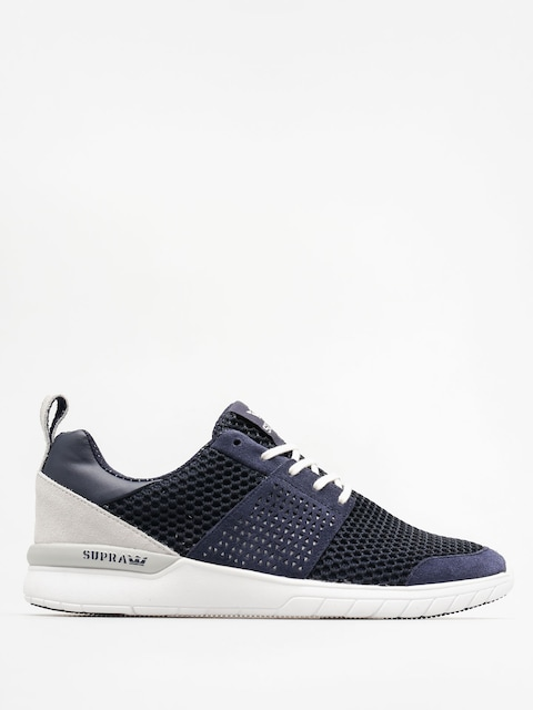 Supra Shoes Scissor (navy/lt grey white)