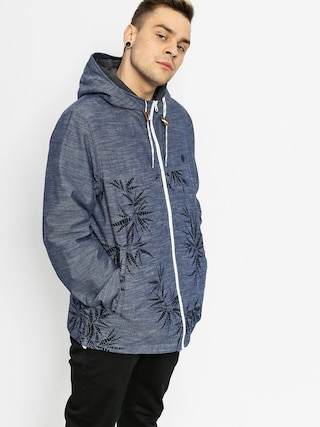 Element Jacket Alder 2 Tones (blue chambray)