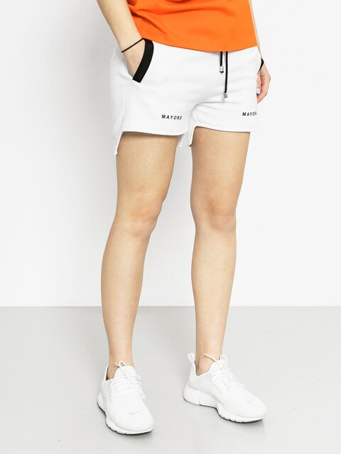 Majors Shorts Mayors Drs Wmn (white)