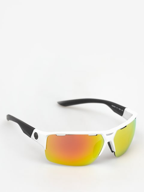 Dragon Sunglasses Enduro X (white black/red ion)