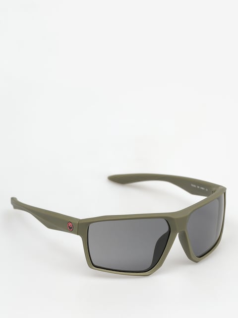 Dragon Sonnenbrille Tenzig (matte dark olive/smoke)
