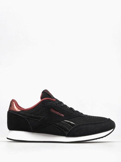 Reebok Schuhe Royal Cl Jogger 2 Wmn (cg black/rust met/white)