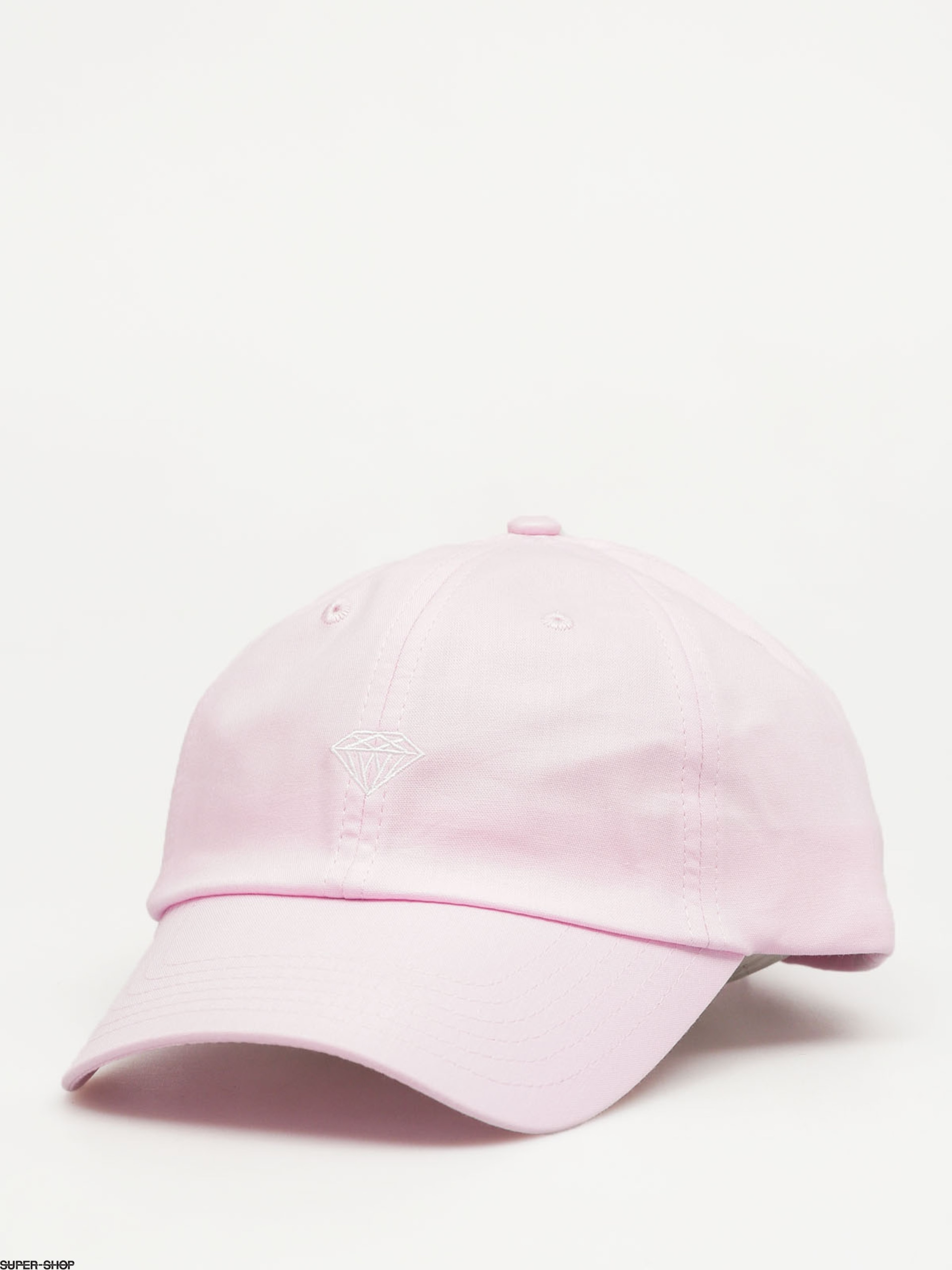 Diamond Supply Co. Cap Micro Brilliant Sports ZD (pink)