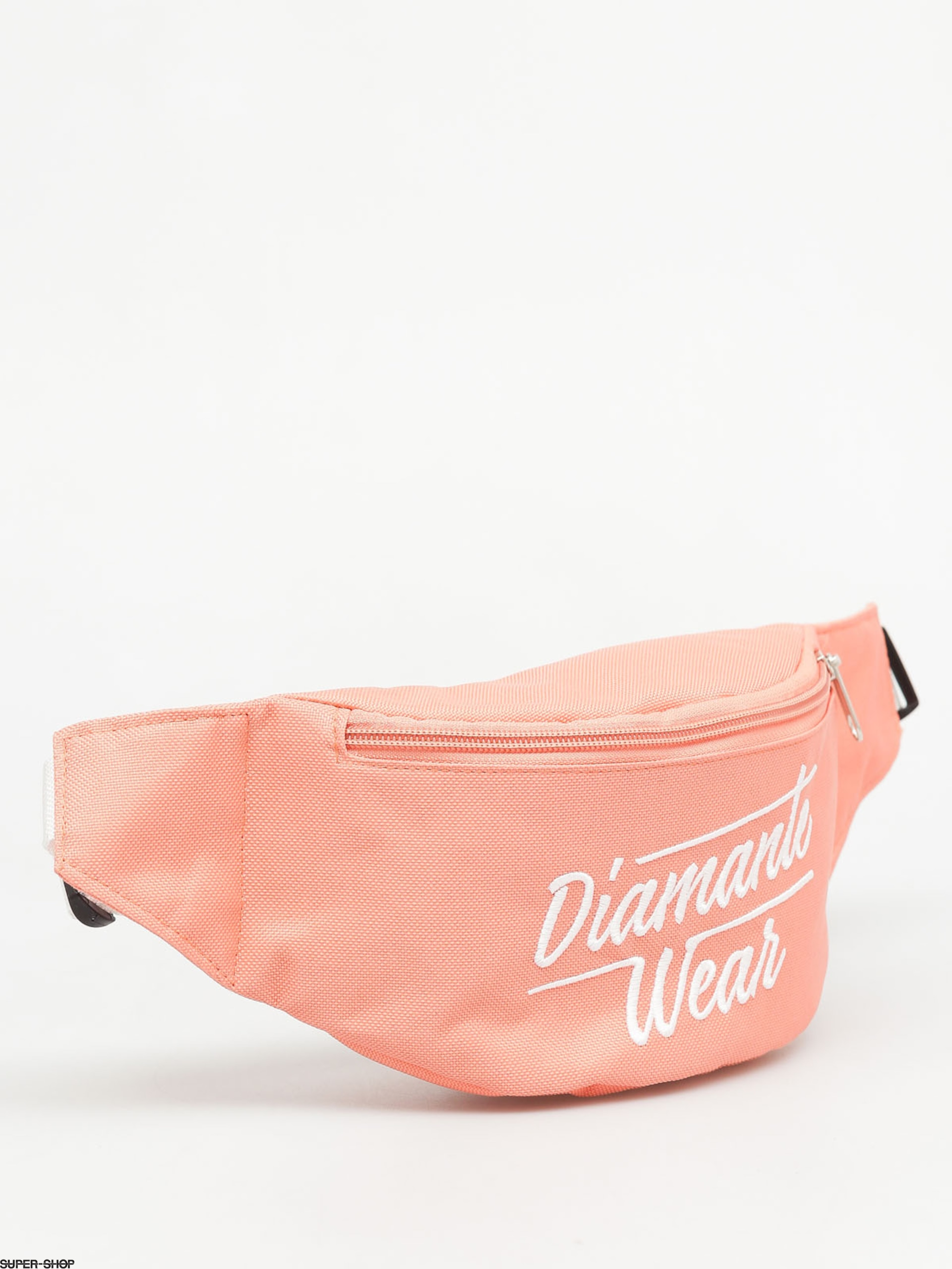 Diamante Wear Bum bag Big Logo (orange)