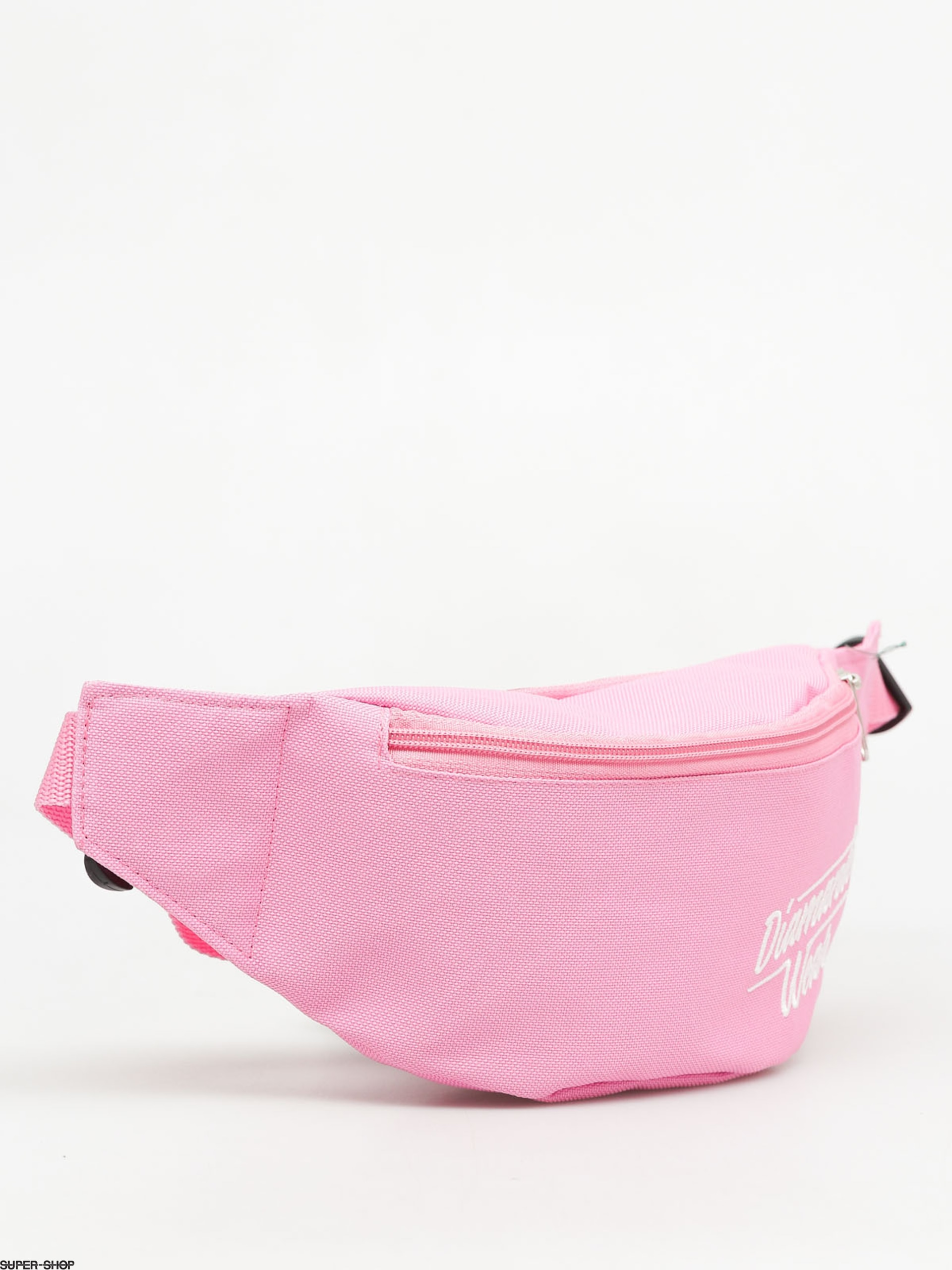 Diamante Wear Bum bag Logo (pink)