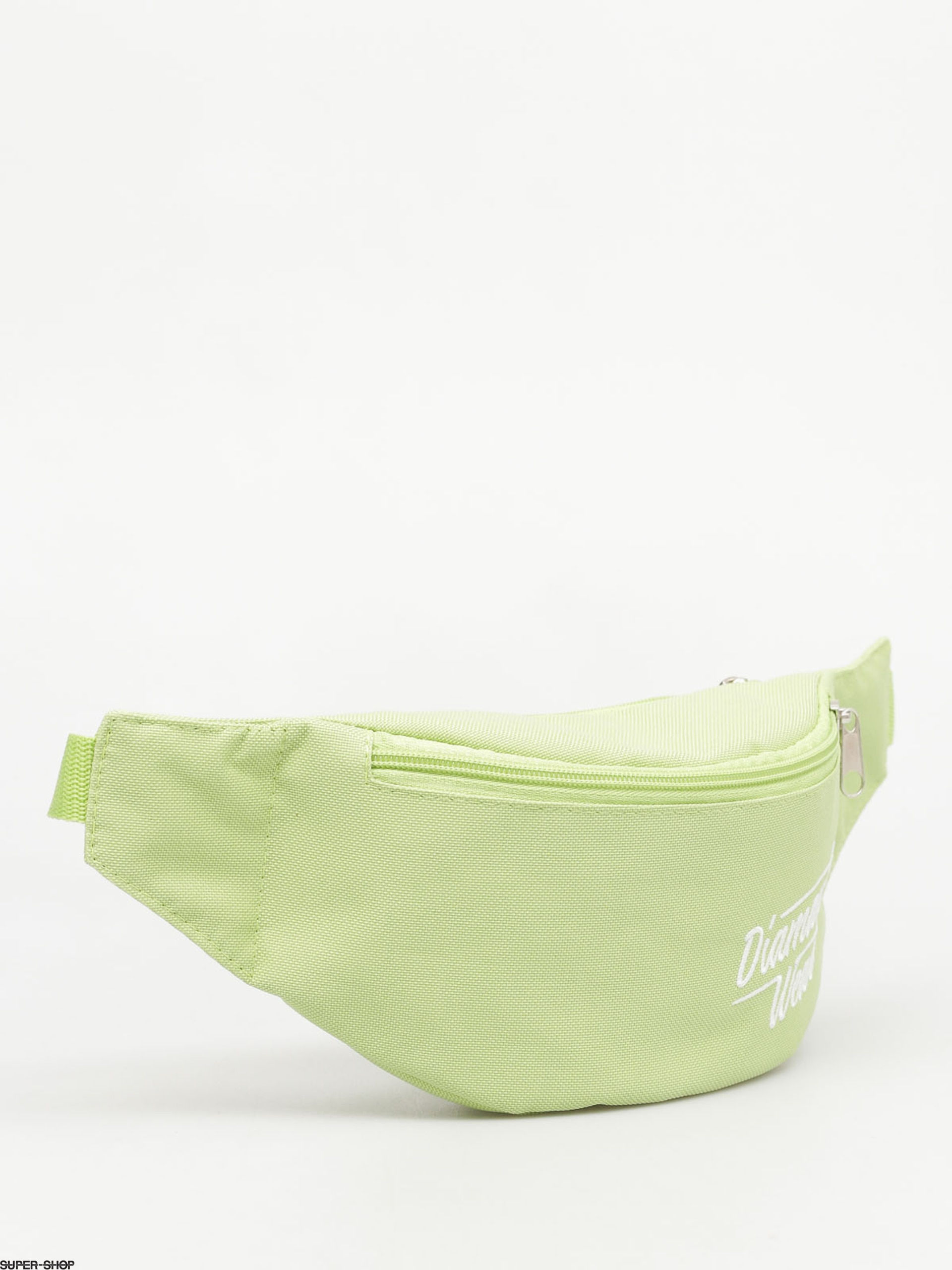 Diamante Wear Bum bag Logo (green)