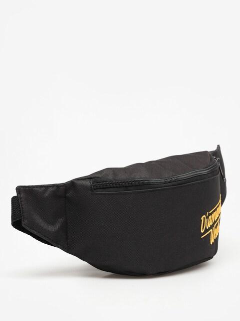 Diamante Wear Bum bag Logo (black/gold)