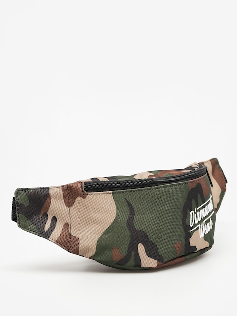 Diamante Wear Bum bag Logo (camo)