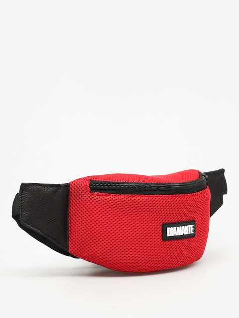 Diamante Wear Bum bag Mesh Run Edition (red)