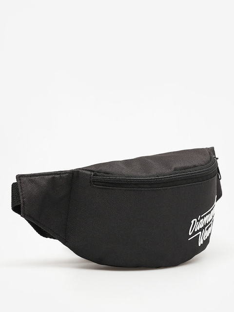 Diamante Wear Bum bag Logo (black)