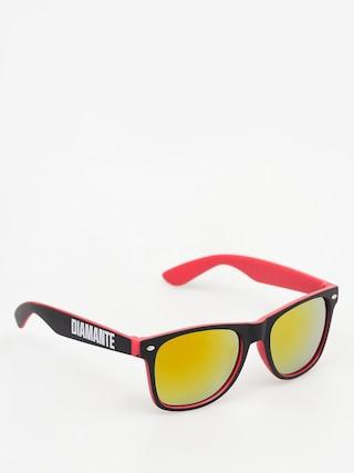 Diamante Wear Sunglasses Diamante 3 (red)