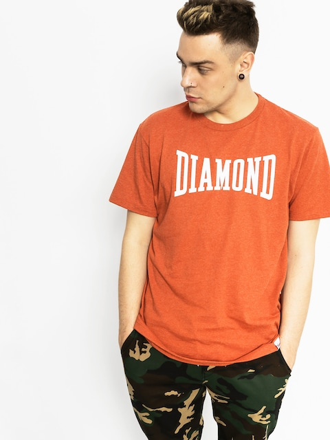 Diamond Supply Co. T-shirt Crescendo