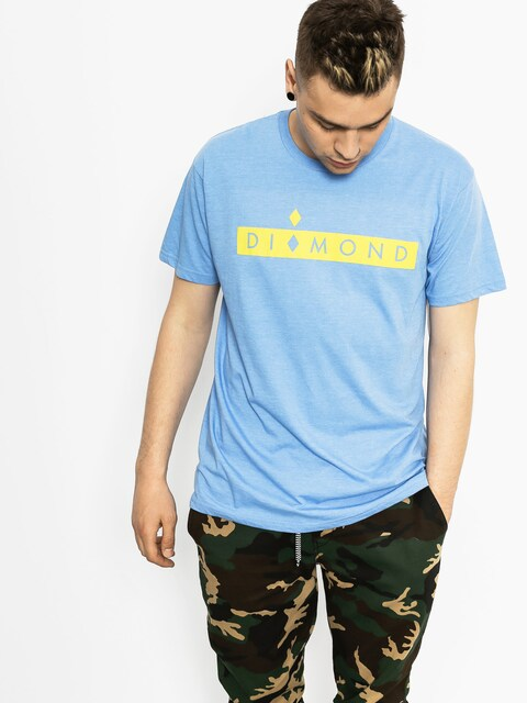 Diamond Supply Co. T-shirt Starboard (slate)