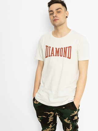 Diamond Supply Co. T-shirt Crescendo (tan)