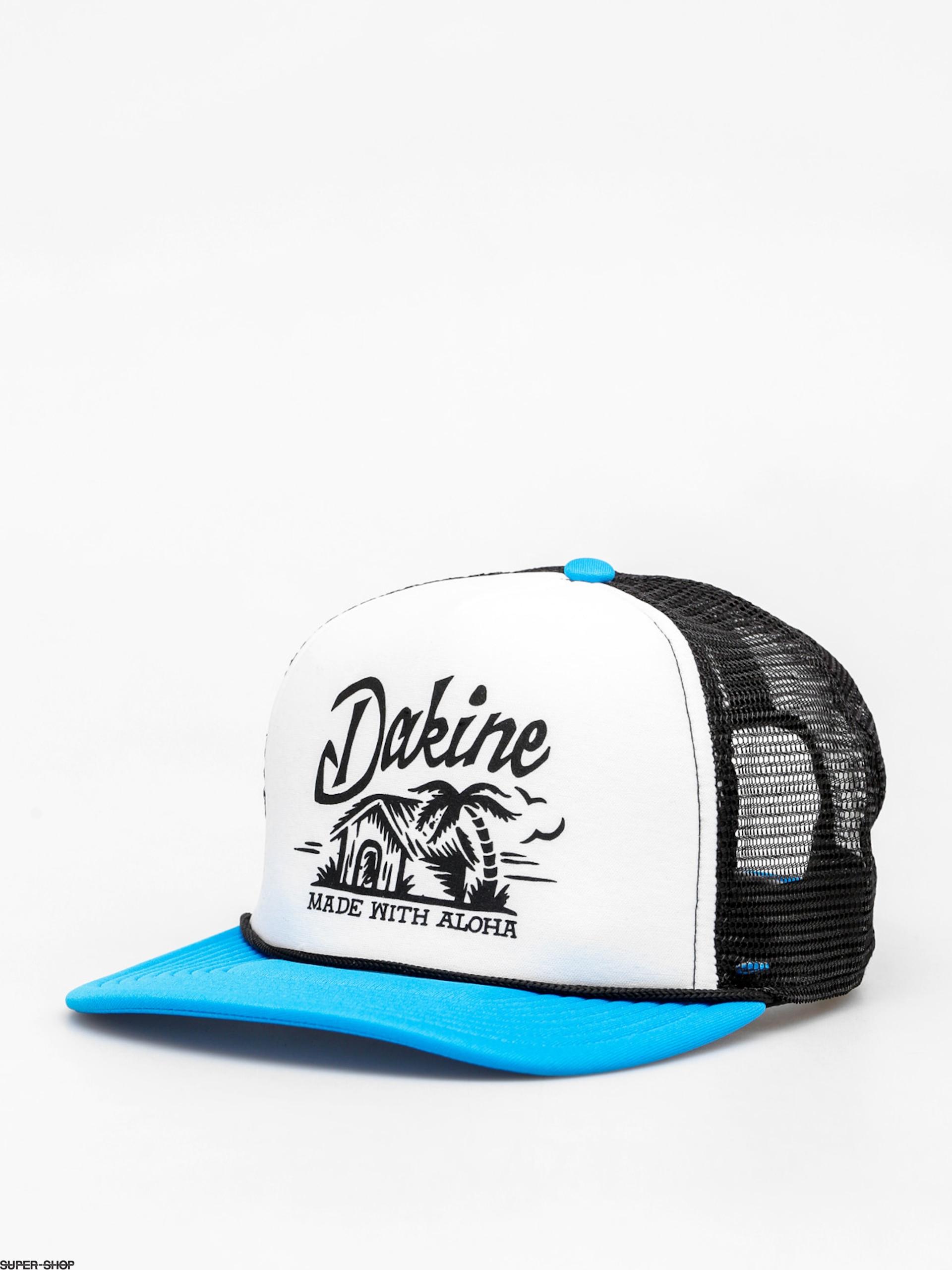 ce32b6ac3a3 Dakine Cap Beach Hut Trucker ZD (blue white)