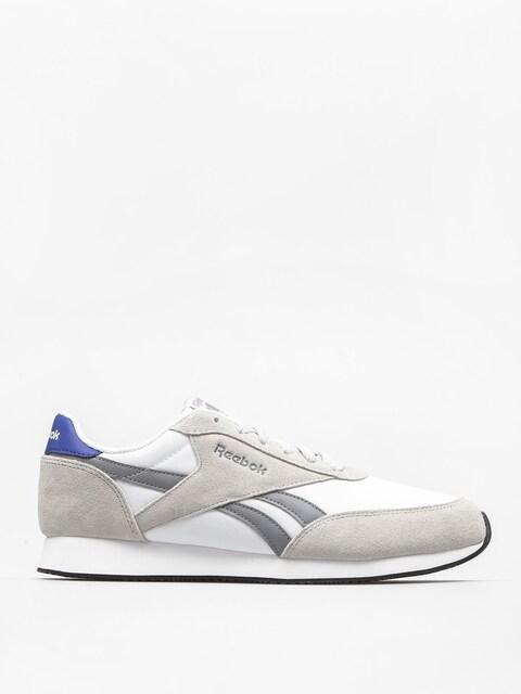 Reebok Schuhe Royal Cl Jogger 2 (hs skul gry/wh/gry/dep/bl)