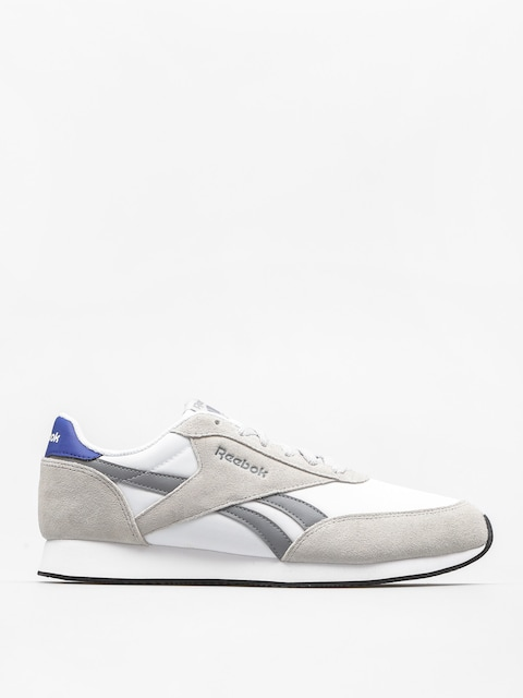 Reebok Shoes Royal Cl Jogger 2 (hs skul gry/wh/gry/dep/bl)