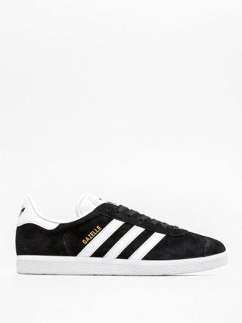 adidas Schuhe Gazelle (cblack/white/goldmt)
