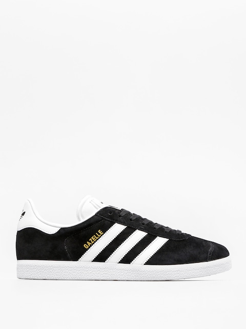 adidas Shoes Gazelle (cblack/white/goldmt)