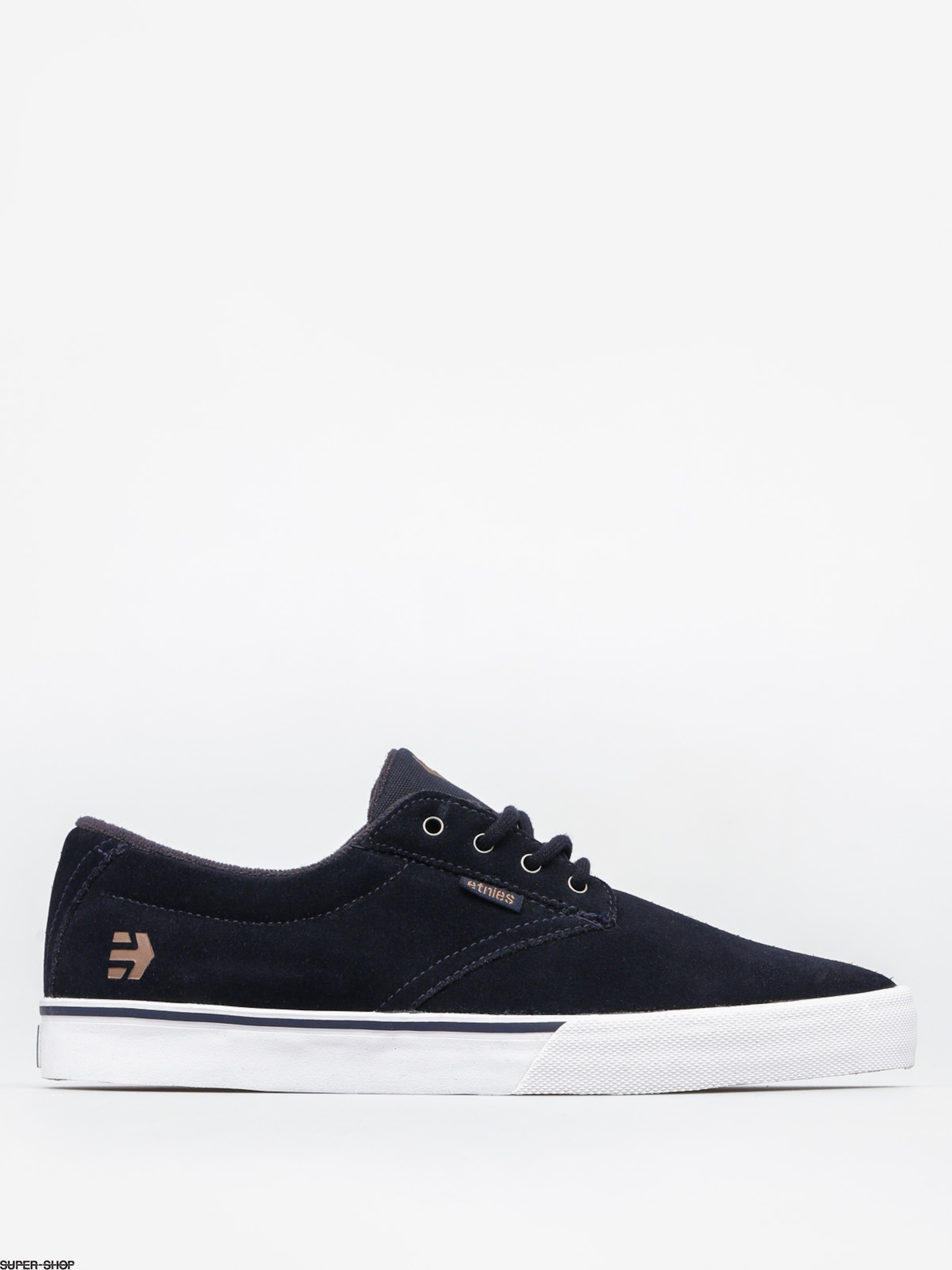 Etnies Shoes Jameson Vulc (navy/white/gum)