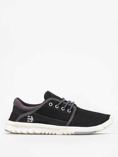 Etnies Shoes Scout (black/dark grey/grey)