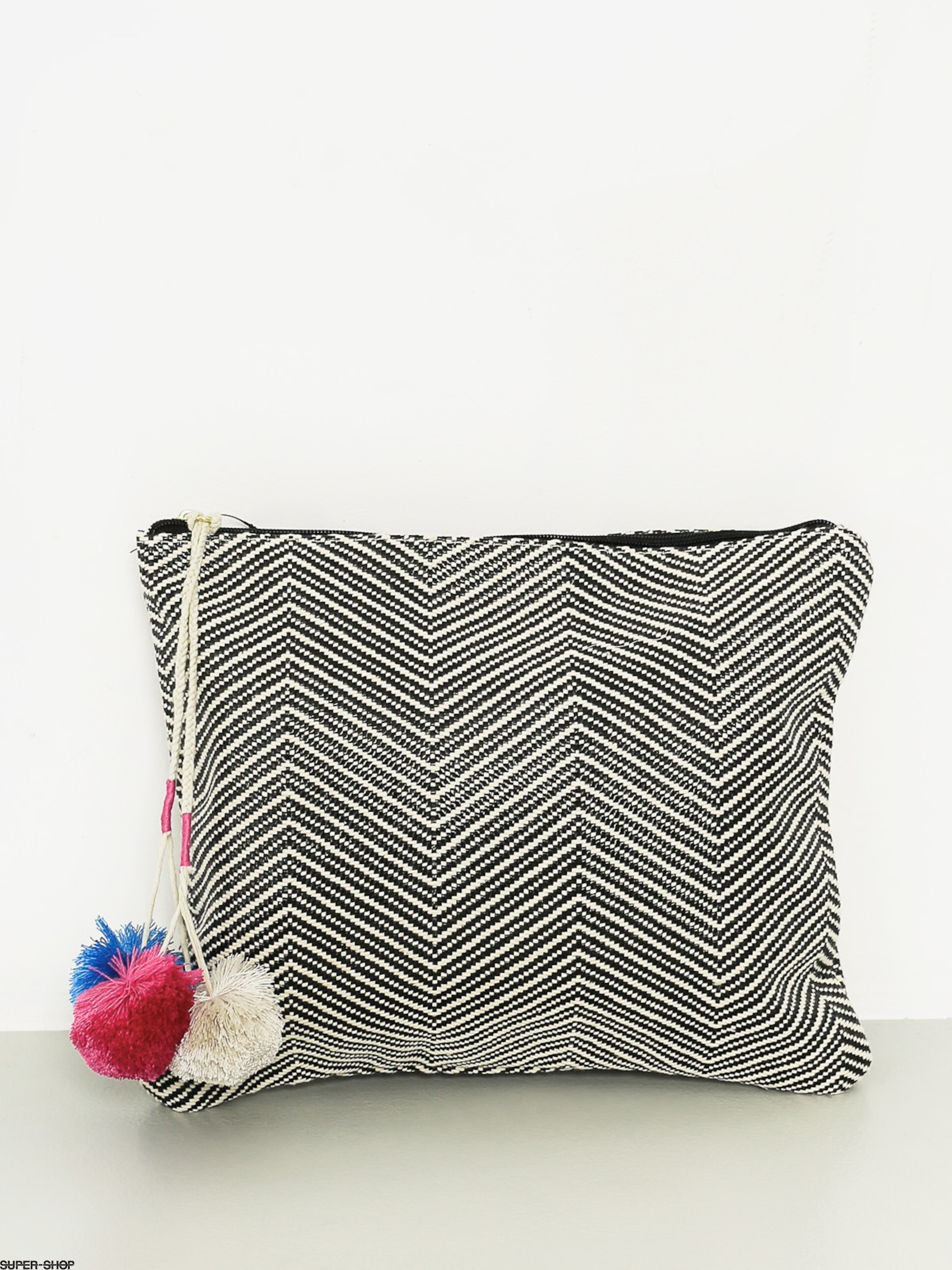 Volcom Handbag The Market Clutch (blk)