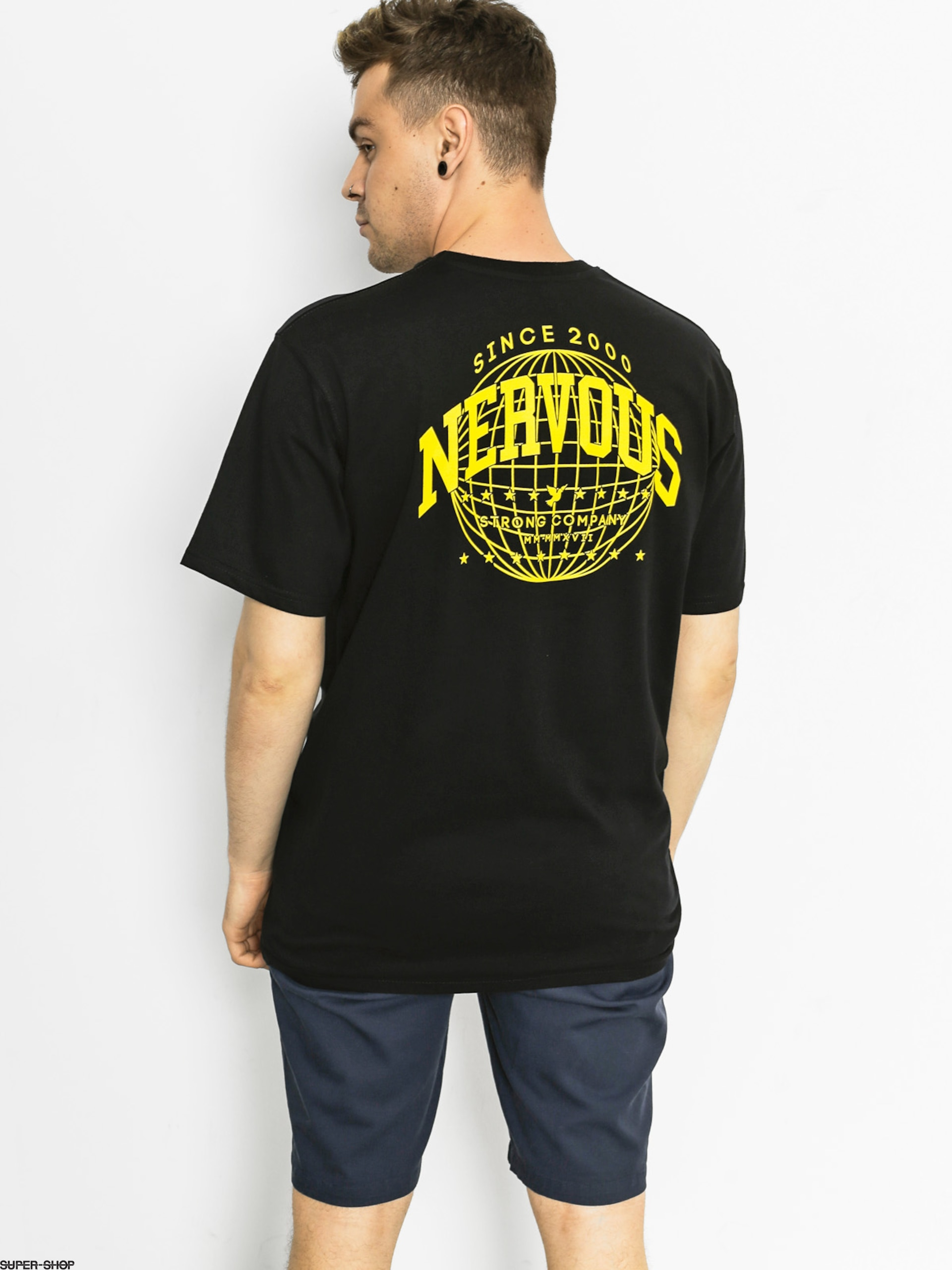 Nervous T-Shirt World