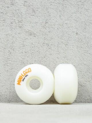 Minilogo Wheels C Cut (white)