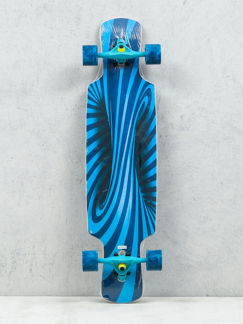 Choke Longboard Lollipop Elite Dropthrough (blue)