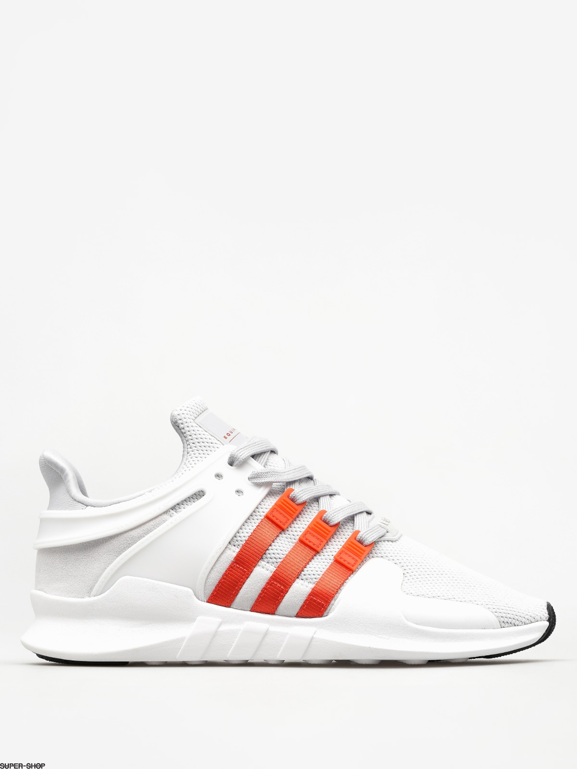 adidas Shoes Eqt Support Adv (clear grey s12/bold orange/ftwr white)