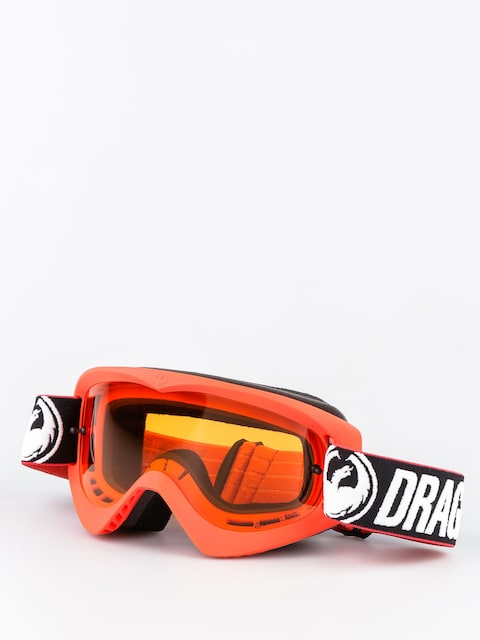 Dragon Cross goggles Mdx (factory lumalens amber)