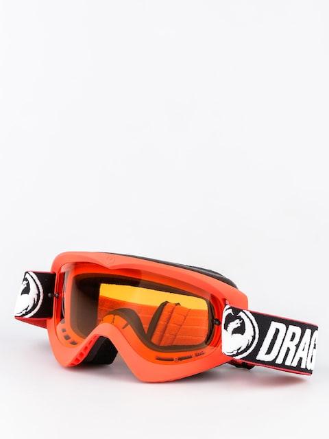 Dragon Motocross Goggle Mdx (factory lumalens amber)