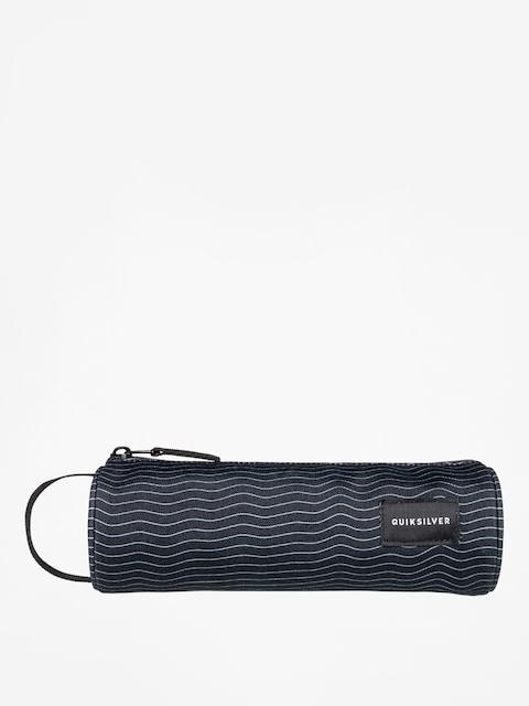 Quiksilver Pencil case Pencilo Print (black heatwave)