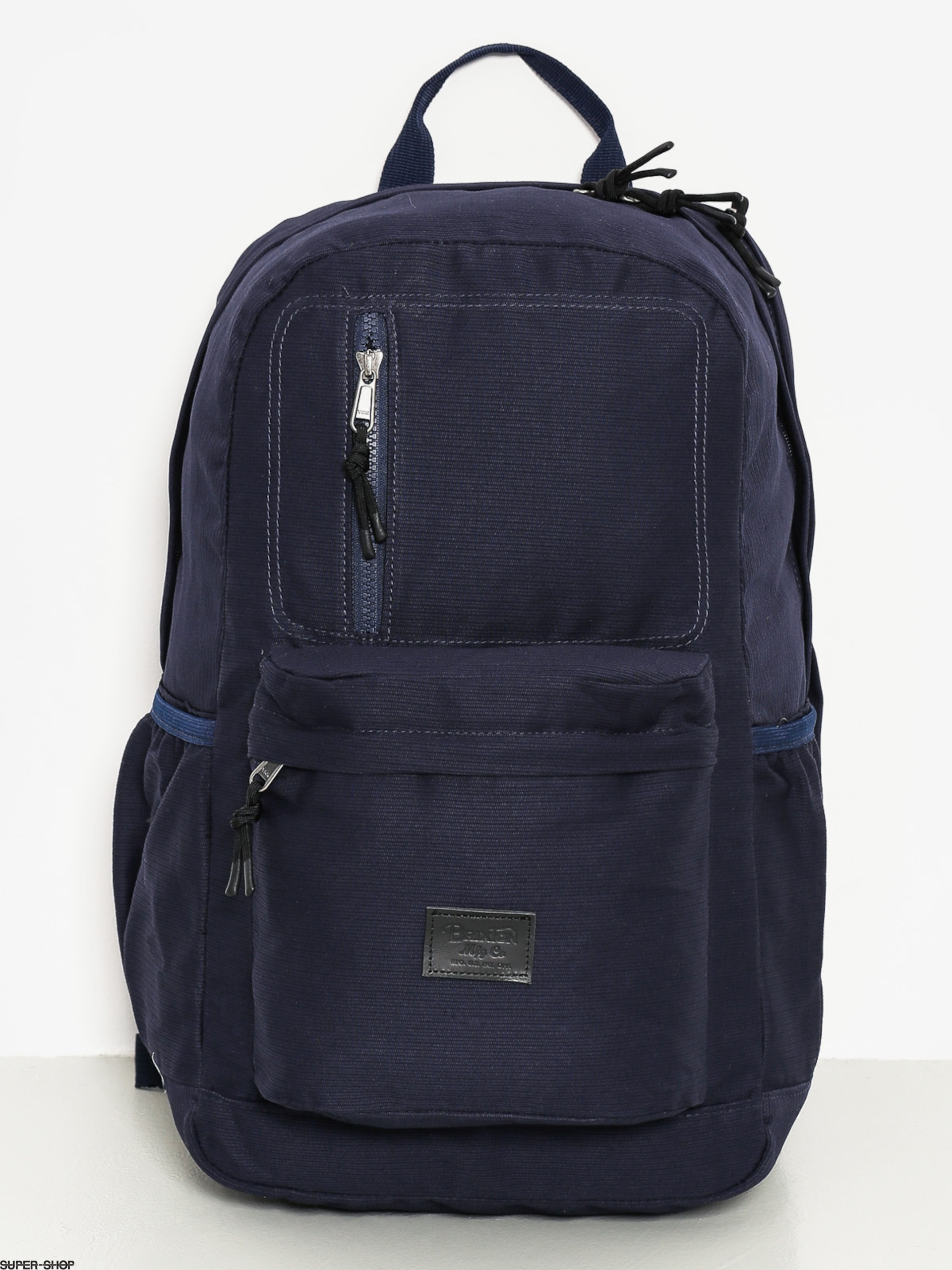 Brixton Backpack Bellows (navy)