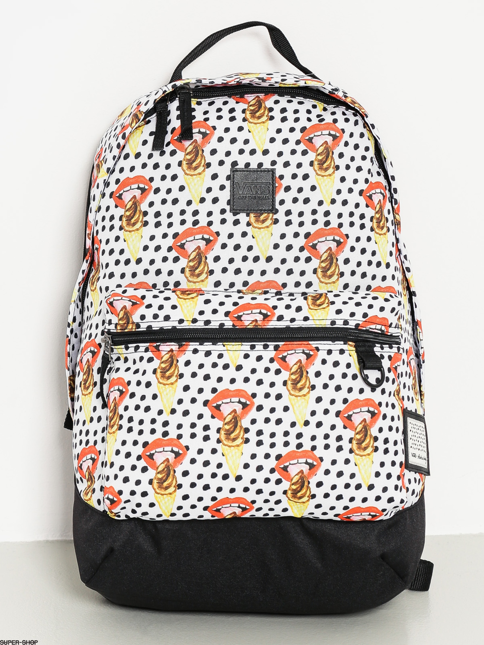 Vans Backpack Kendra Tiburon (i scream)